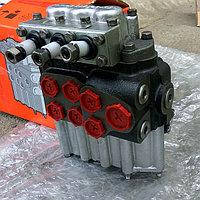 Гидрораспределитель Р-80-3/1-221Г гидрозамок Т-4А.01, фото 1