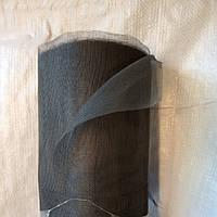 Сетка противомоскитная 1.6м*30м(серая)для пластиковых окон.
