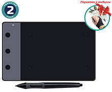 Графический планшет Huion H420 + перчатка
