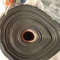Сетка противомоскитная 1м*30м(серая)для пластиковых окон.