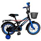 Детский велосипед Crosser Rocky 14 дюймов, фото 2