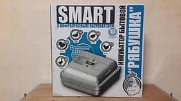 Инкубатор Рябушка Smart ИБ-70 / Інкубатор (70 яиц, цифровой терморегулятор, ручной переворот)