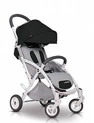 Детская прогулочная коляска EasyGo Minima Plus carbon (ИзиГоу Минима Плюс, Польша)