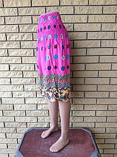Юбка-сарафан летняя коттоновая MEINA, фото 3