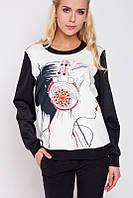 Женский свитер c рисунком, фото 1