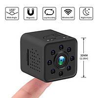 Мини камера sq23 вайфай с аквабоксом экшн камера