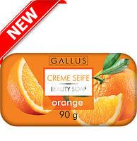 Туалетное мыло Gallus Creme Seife Orange 90 g