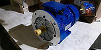 Электродвигатели АИР112М4 5,5 кВт 1500 об/мин 220/380в фланец - лапа В35, фото 1