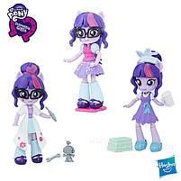 Кукла Hasbro My Little Pony Equestria Girls Minis Сенные наряды Switch 'n Mix Twilight Sparkle (C1842), фото 2