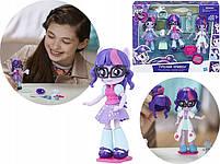 Кукла Hasbro My Little Pony Equestria Girls Minis Сенные наряды Switch 'n Mix Twilight Sparkle (C1842), фото 5