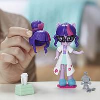 Кукла Hasbro My Little Pony Equestria Girls Minis Сенные наряды Switch 'n Mix Twilight Sparkle (C1842), фото 8