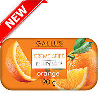 Туалетне мило Gallus Creme Seife Orange 90 г