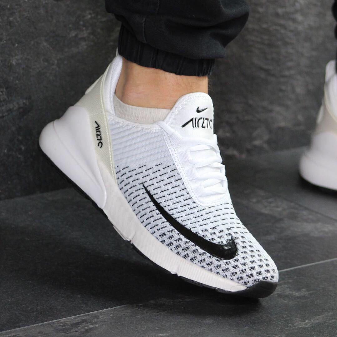 dde9231c Новые кроссовки Nike 7593 Белые демисезонные купить дёшево -  Интернет-магазин