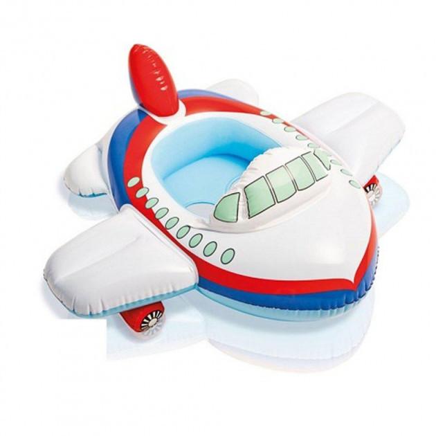 Надувной плот Intex 59586 Мой автомобиль и самолёт