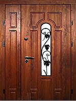 "Двери Регион 2, ковка ""Лоза"" №7"
