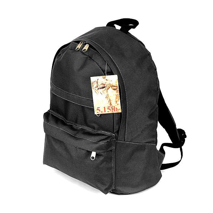 Рюкзак городской армейский черный