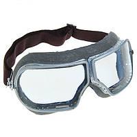 Очки защитные закрытые  с прямой вентиляцией ЗП1-80, фото 1