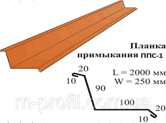 Планка примыкания ППС-1, фото 2