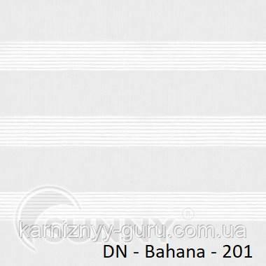 Рулонные шторы для окон Sunny в системе День Ночь, ткань DN-Bahama - 4