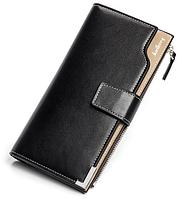 ✅ Baellerry кошелек портмоне балери C1283 Black мужской portmone / красивый бумажник (гаманець)