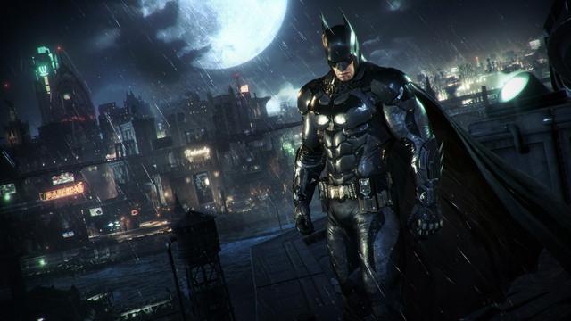 Новый трейлер и подробности игрового процесса Batman: Arkham Knight