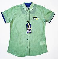 Рубашка-шведка  для мальчика рост 134,158 cм, фото 1