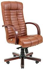 Кресло компьютерное Атлант Вуд, фото 2