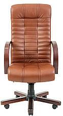 Кресло компьютерное Атлант Вуд, фото 3
