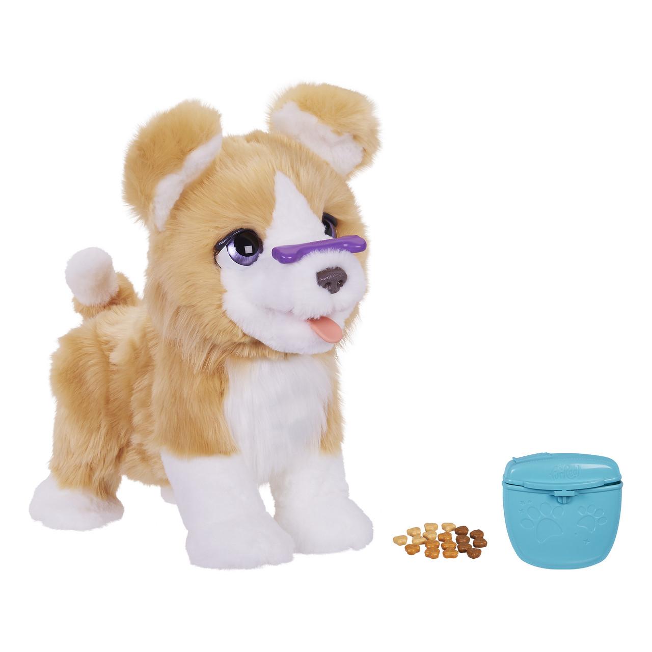 FurReal Friends Интерактивная игрушка щенок Лекси Lexie Pet the Trick-Lovin' Pup