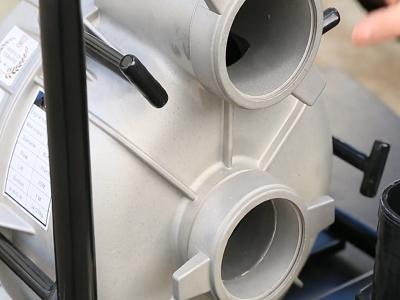 Входной и выходной патрубки мотопомпы Iron Angel WPGD 90