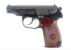 Револьверы и пистолеты Флобера