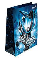 Подарочный пакет,26*32см Max Steel(Макс Стил) MX14-266K