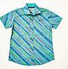 Рубашка-шведка  для мальчика рост 110-128 cм