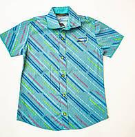 Рубашка-шведка  для мальчика рост 110-128 cм, фото 1