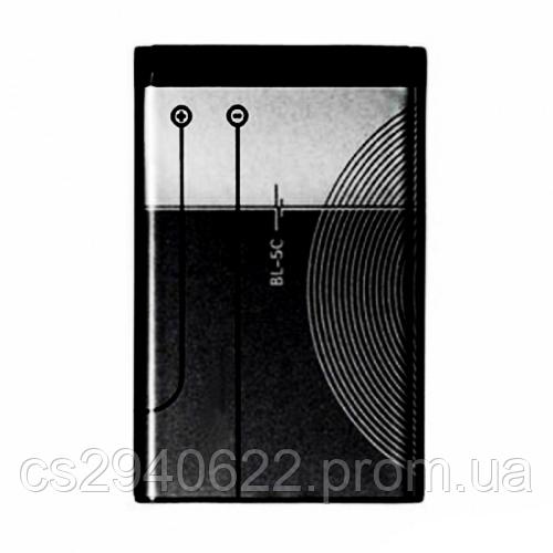 Аккумуляторная Батарея BL 5С 860 mAh