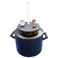 Автоклав  7 банок по 0,5 литра или 5 литровых.