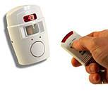Сенсорная Сигнализация Sensor Alarm 105 + 2 Брелока, фото 3