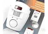 Сенсорная Сигнализация Sensor Alarm 105 + 2 Брелока, фото 5