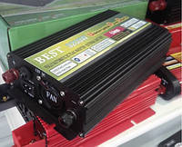 Преобразователь с зарядкой POWER INVERTER 7200 W + UPS 12 V/220 преобразователь электричества, инвертор, фото 2