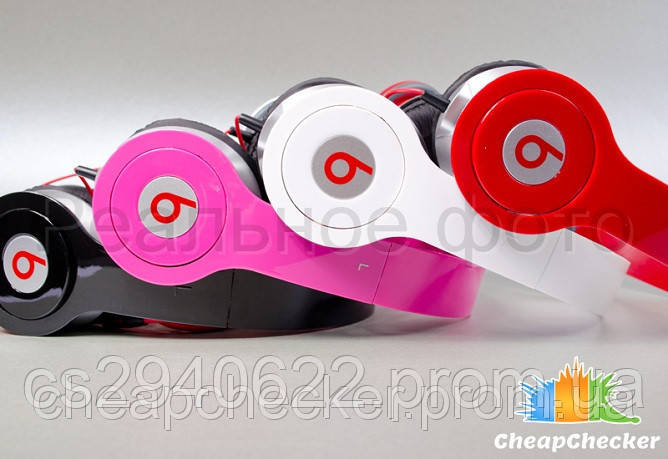 Наушники Monster Beats by Dr Dre Solo HD