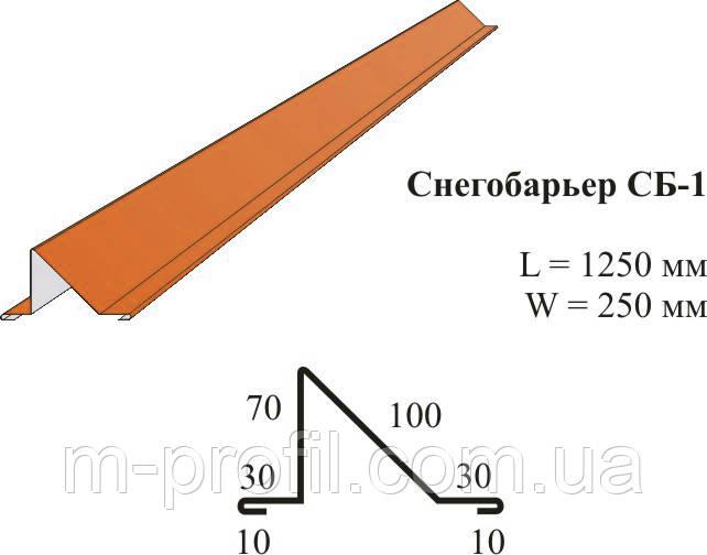 Снігобар'єр СБ-1 (СБ-2)