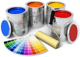 Лакокрасочные материалы (лаки, краски, эмали, деревозащитные средства)