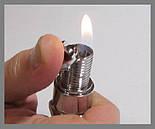 Зажигалка Свеча Зажигания Брелок, фото 4