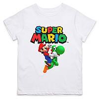 Футболка Детская Super Mario (Супер Марио)