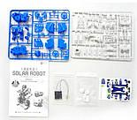 Робот Конструктор на Солнечных Батареях 3 в 1, фото 5