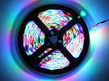 Светодиодная Лента 3528 RGB Цветная, фото 2