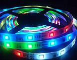 Светодиодная Лента 3528 RGB Цветная, фото 5