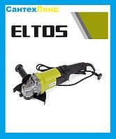 Болгарка Eltos МШУ 180-2150 Е с регулировкой оборотов