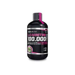 Снижения веса BioTech L-Carnitine 100 000 500 ml