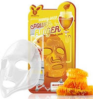 ELIZAVECCA HONEY DEEP POWER RINGER MASK PACK  Маска питающая, подтягивающая с экстрактом мёда